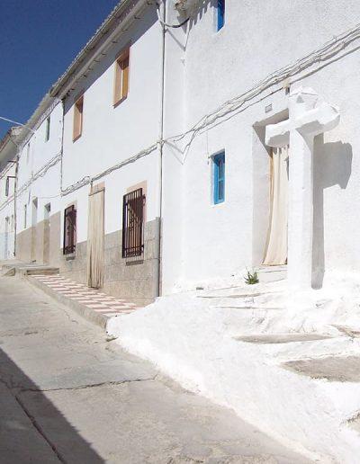 Las Calles de Montefrío
